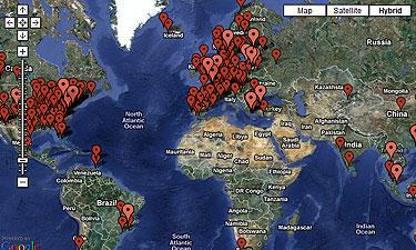 LessLoss Map